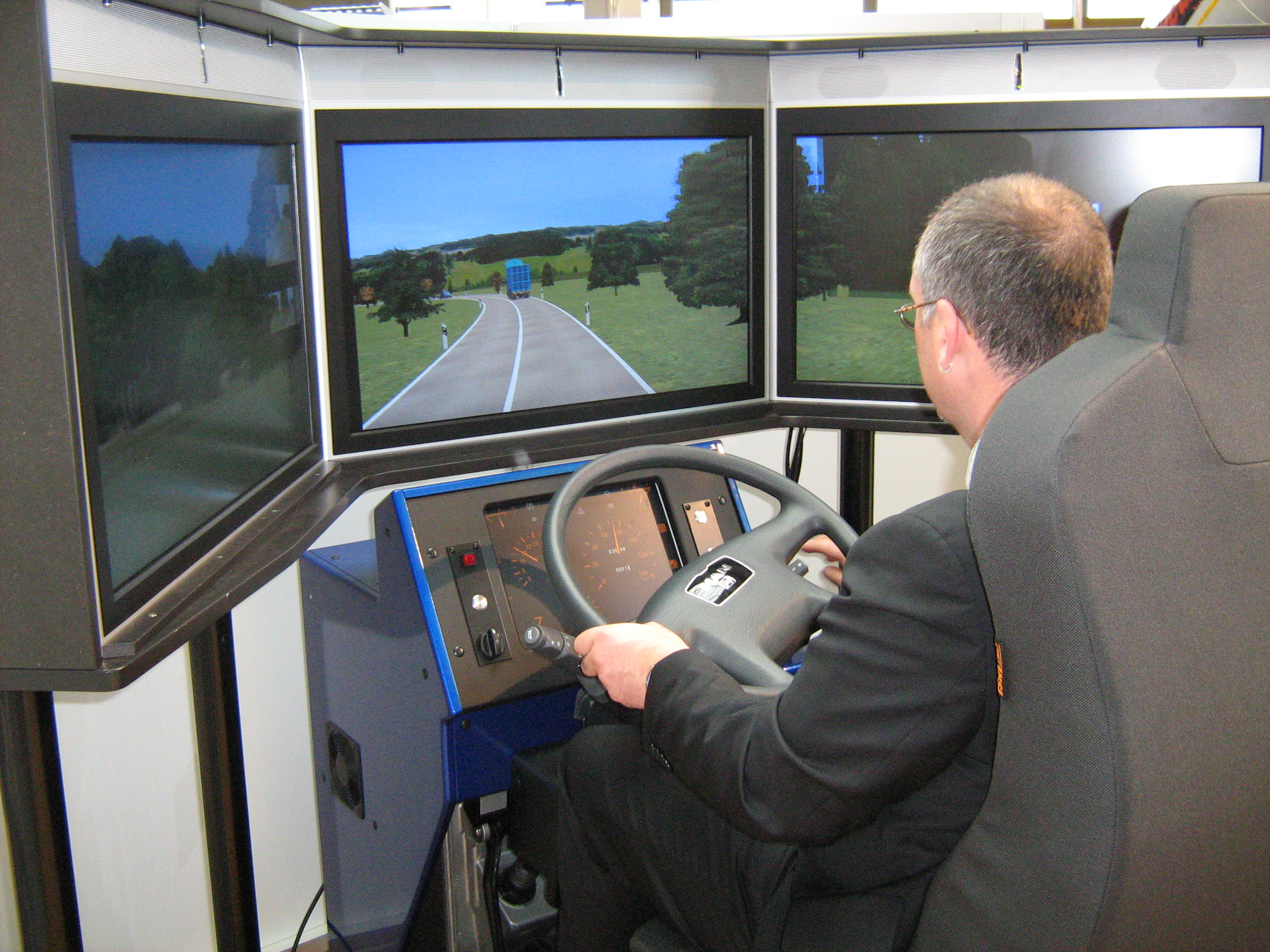 Autofahren Online Simulation